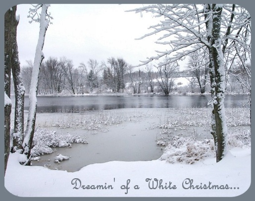 dreamin of a white christmas